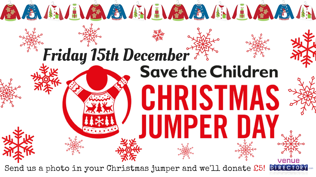Children's Christmas Jumper Day 2017