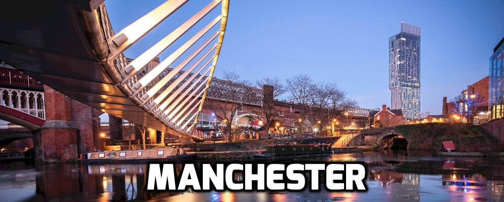 Predictions for Manchester 2018